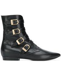 Philosophy Di Lorenzo Serafini - Side Buckle Boots - Lyst