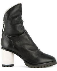 Chuckies New York - Exclusive Halmanera May Boots - Lyst