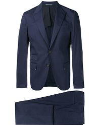 Eleventy - Slim Fit Two Piece Suit - Lyst