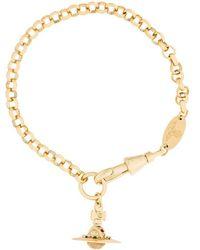 Vivienne Westwood | Orbit Pendant Bracelet | Lyst