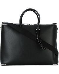 Valextra - Oversized Briefcase - Lyst