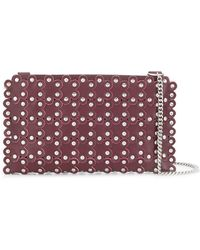 RED Valentino - Flower Puzzle Crossbody Bag - Lyst