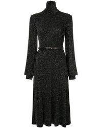ANOUKI - Sparkly Midi Dress - Lyst