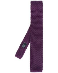 Fashion Clinic - Knitted Tie - Lyst