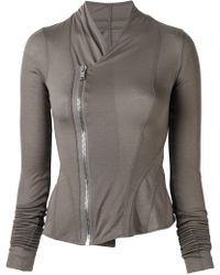 Rick Owens Lilies - Off Centre Fastening Jacket - Lyst