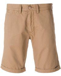 Sun 68 - Fold Chino Shorts - Lyst