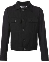 Ann Demeulemeester - Chest Pocket Jacket - Lyst