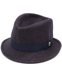 Tagliatore - Chris Hat - Lyst