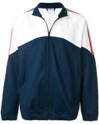 Reebok - Zipped Sweatshirt - Lyst