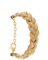 Janis Savitt - Braid Bracelet - Lyst