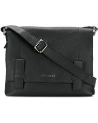 Orciani - Leather Shoulder Bag - Lyst