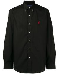 Ralph Lauren - Collared Shirt - Lyst