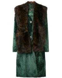 Sofie D'Hoore - Lust Fur Coat - Lyst