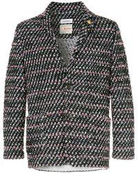 Coohem - Tweed Blazer - Lyst