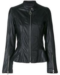 Pinko - Zipped Jacket - Lyst