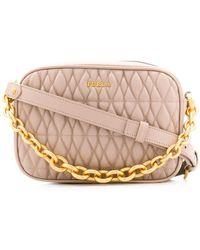 Furla - Quilted Crossbody Bag - Lyst