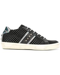 Leather Crown - W_iconic-017 Sneakers - Lyst