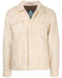 Guild Prime - Furry Detail Jacket - Lyst