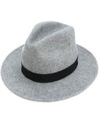 DSquared² - Fedora Hat - Lyst