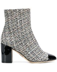 Rodo - Mosaic Ankle Boots - Lyst