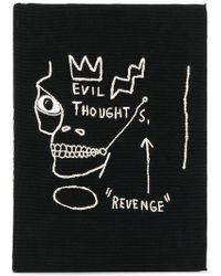 Olympia Le-Tan - 'Basquiat Revenge' Buch-Clutch - Lyst