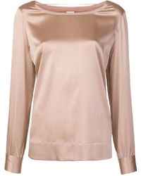 Pinko - Loose Fit Blouse - Lyst