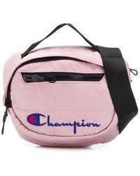 Champion Logo Belt Bag - Pink