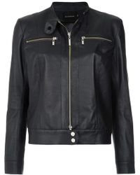 Olympiah - Buttoned Collar Jacket - Lyst