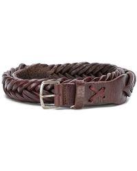 Golden Goose Deluxe Brand | Classic Woven Belt | Lyst