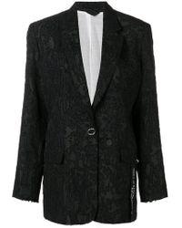 DIESEL - Tailored Blazer - Lyst