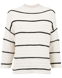 Osklen - Striped Sweater - Lyst