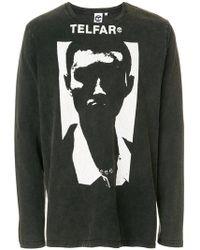 Telfar - Printed Sweatshirt - Lyst