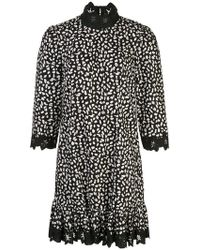 Rebecca Taylor - La Vie Le Jaguar Embroidered Dress - Lyst