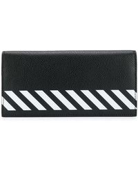 Off-White c/o Virgil Abloh - Striped Wallet - Lyst
