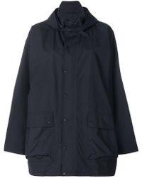 Balenciaga - Oversized Raincoat - Lyst