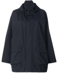 Balenciaga - Oversized Raincoat - Lyst