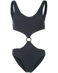 Duskii - Julia Cut-out Swimsuit - Lyst
