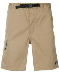 Patagonia - Buckled Elasticated Waistband Shorts - Lyst