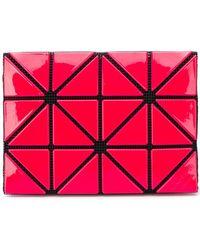 Bao Bao Issey Miyake - Geometric Pattern Purse - Lyst