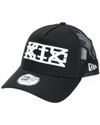 KTZ - New Era Mesh Peak Cap - Lyst