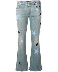 Stella McCartney - Skinny Kick Jeans - Lyst