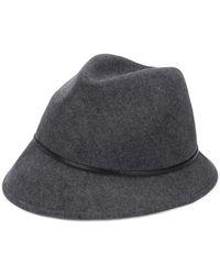 Fabiana Filippi - Asymmetric Hat - Lyst
