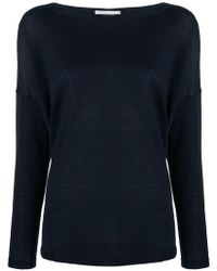 Stefano Mortari - Boat Neck Sweater - Lyst