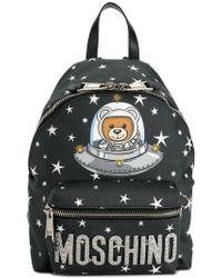 Moschino - Zaino 'Space Teddy Bear' - Lyst