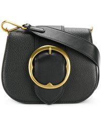 Polo Ralph Lauren - Buckle Saddle Bag - Lyst