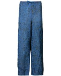 Dosa - Wide Leg Trousers - Lyst