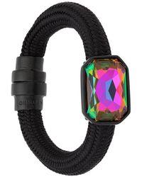 Osklen - Crystal Charm Bracelet - Lyst