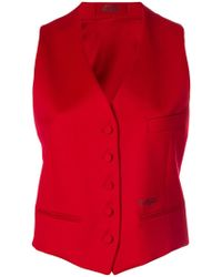 Styland - Tailored Suit Waistcoat - Lyst