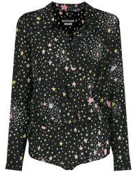 Boutique Moschino - Star Print Bodysuit - Lyst