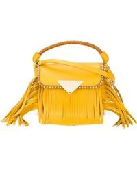 Sara Battaglia - Mini 'amber' Crossbody Bag - Lyst
